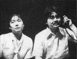 渋谷ジャンジャン公演/1992.2月